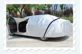 新品汽車車罩豐田卡羅拉威馳雷凌凱美瑞車衣車罩防曬防雨隔熱遮陽厚車套子外罩
