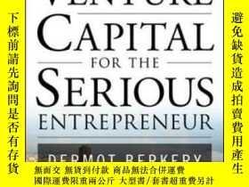 二手書博民逛書店Raising罕見Venture Capital For The