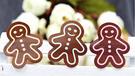 10入 薑餅人聖誕節貼紙【X002】 耶誕包裝貼紙 禮品貼