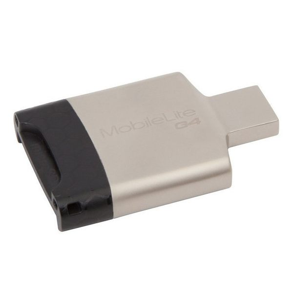 【新風尚潮流】金士頓 MobileLite G4 USB3.0 讀卡機 FCR-MLG4
