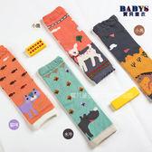 童襪 襪套 韓版 ZOO 動物園 動物 塗鴉 棉質 舒適 四款  寶貝童衣