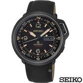 SEIKO 精工 PROSPEX 時尚機械錶 4R36-07A0SD (SRPD35J1) 黑