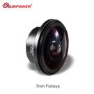 【EC數位】SUNPOWER ULTRA HD 7mm 魚眼微距   手機專業鏡頭 4K高清 趣味效果 185°全屏