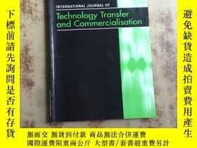 二手書博民逛書店Technoiogy罕見Transfer and Commerc