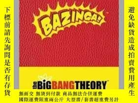 二手書博民逛書店The罕見Big Bang Theory Hardcover Ruled JournalY410016 Ins