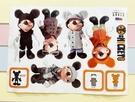 【震撼精品百貨】 Micky Mouse_米奇/米妮~迪士尼米奇壁貼*99471