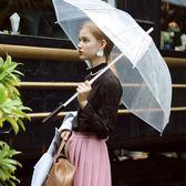 甜美內搭法式少女宮廷女裝半高領襯衣棉質襯衫