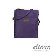 【eliana】BREEZE微風系列直式手機包(優雅紫) EN131S04PL