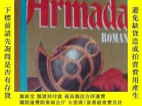 二手書博民逛書店ARMADA罕見德文原版 精裝24開Y164736 ROBERT CARTER LIST 出版1989