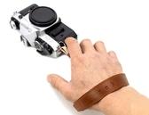 相機帶真皮相機腕帶舒適微單腕帶新品相機手繩牛皮單反腕帶 凱斯盾