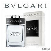 BVLGARI當代男性淡香水100ml-單瓶[85798]