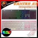 [ PCPARTY ] 粉色送口罩 美洲獅 COUGAR VANTAR AX 薄膜式 鋁合金 剪刀腳 電競鍵盤 黑色 粉色