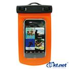 """【鼎立資訊】手機防水袋 4.7"""" 智慧型手機防水袋-加厚 中型 適用iphone 4/5、三星 S3/S4、HTC"""