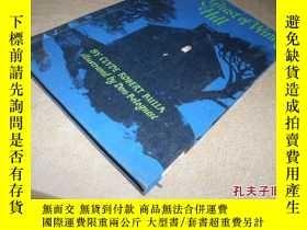 二手書博民逛書店THE罕見GHOST OF WINDY HILL 風山的幽靈(1