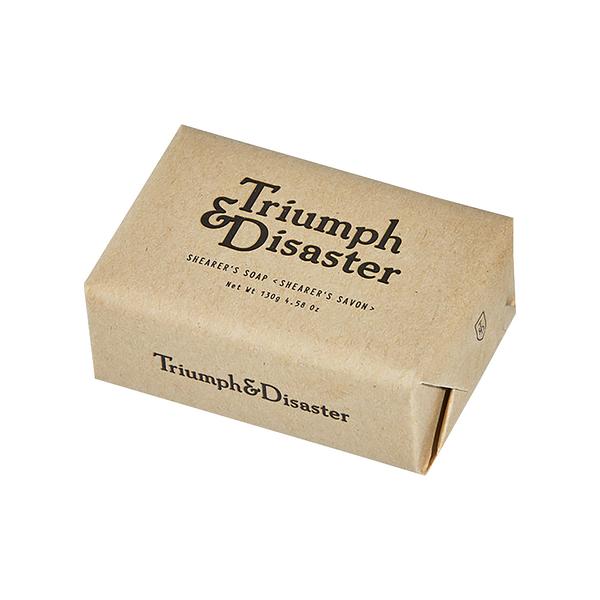 伊聖詩|TRIUMPH & DISASTER 牧羊人超完美潔膚皂 130g