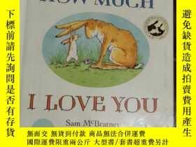 二手書博民逛書店GUESS罕見HOW MUCH I LOVE YOU 兒童讀物 英文版Y42402