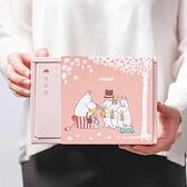 【南紡購物中心】MOOMIN姆明 10入金綻花花草茶禮盒 無咖啡因花茶 送禮【ASOKA】