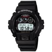 CASIO G-SHOCK 經典暢銷太陽能電子錶(G-6900-1)