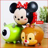 《下殺》全家 迪士尼 TSUM 米妮 大眼怪 奇奇蒂蒂 立體拼圖 兒童 玩具 聖誕禮物 D62060