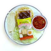 『輕鬆煮』鍋燒韓式泡菜意麵 (約350g/盒)(配料小家庭份量不浪費、廚房快煮即可上桌)