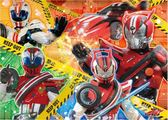 【拼圖總動員 PUZZLE STORY】假面騎士-引擎全開 日本進口拼圖/Ensky/動漫/300P/大片