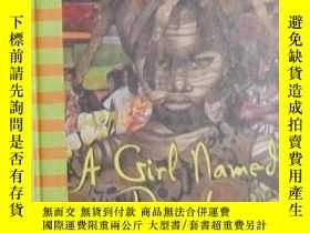 二手書博民逛書店英文原版罕見A Girl Named Disaster by N