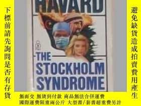 二手書博民逛書店英文原版罕見Stockholm Syndrome by Jona