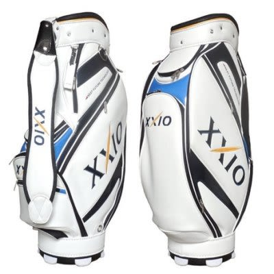 職業男款球袋XX10高爾夫球包  高檔PU 【藍星居家】