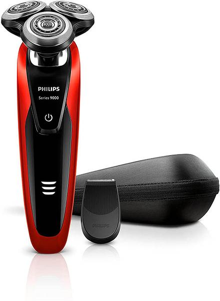 PHILIPS【日本代購】飛利浦 電動刮鬍刀9000系列 自動清洗器 S9152 / 12