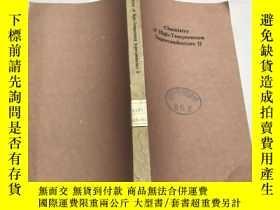二手書博民逛書店Chemistry罕見of High-Temperature Superconductors 2Y383796