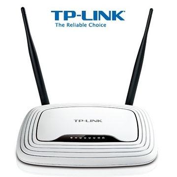 【南紡購物中心】TP-LINK TL-WR841N 無線IP分享器 有線/無線網路