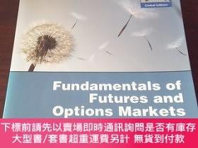 二手書博民逛書店John罕見C. Hull sFundamentals of Futures and Options Market