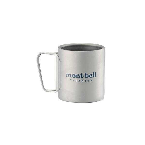 Mont-bell Titanium Thermo Mug 雙層鈦合金隔熱杯 300ml