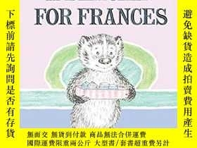二手書博民逛書店A罕見Bargain For FrancesY255562 Russell Hoban Harpercolli