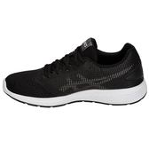 asics PATRIOT 10 -黑色女款慢跑鞋- NO.1012A117-002