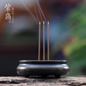 線香香爐供佛家用室內純銅香薰爐