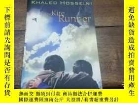 二手書博民逛書店KHALED罕見HOSSEINI The Kite Runner