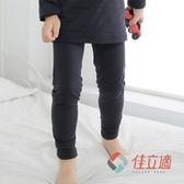 【南紡購物中心】3M-佳立適-兒童升溫蓄熱保暖褲-黑色