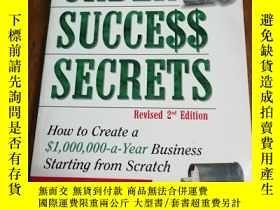 二手書博民逛書店Mail-Order罕見Success Secrets, Rev