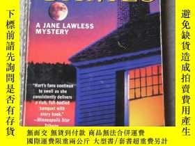 二手書博民逛書店Wicked罕見Games: A Jane Lawless My