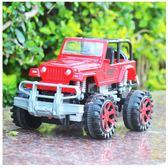 (交換禮物 創意)聖誕-遙控車 兒童電動車無線遙控四輪賽車充電越野車汽車玩具男