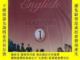 二手書博民逛書店PREMIER罕見English MASTERY(level 1