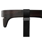 Leander 新款二代 成長型餐椅配件-護欄(胡桃木色)〔衛立兒生活館〕