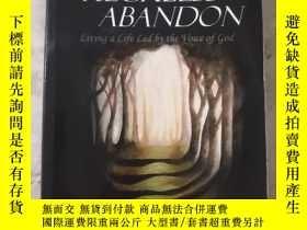 二手書博民逛書店Running罕見with Reckless Abandon L