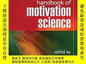 二手書博民逛書店Handbook罕見Of Motivation ScienceY364682 Shah, James Y. (