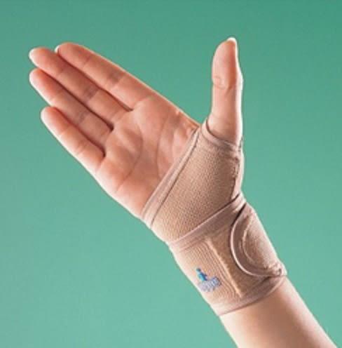 OPPO 護腕 護具 高透氣 可調式 手腕護套 2083  單入/盒