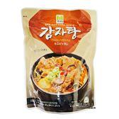 韓國真韓馬鈴薯排骨湯即食調理包(1000g) 韓國時下當紅最夯的營養湯品 韓國原裝進口