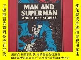 二手書博民逛書店Man罕見And Superman And Other StoriesY19139 Harvey Kurtzm