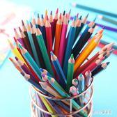 鉛筆套裝 彩色鉛筆套裝36色手繪秘密花園填色畫筆專業水溶性彩鉛 CP3503【甜心小妮童裝】