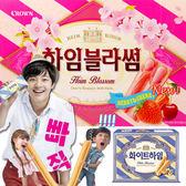 韓國 Crown榛果脆餅142g (輸入Yahoo88 滿888折88)巧克力 草莓 餅乾 [KO8801111186247] 千御國際